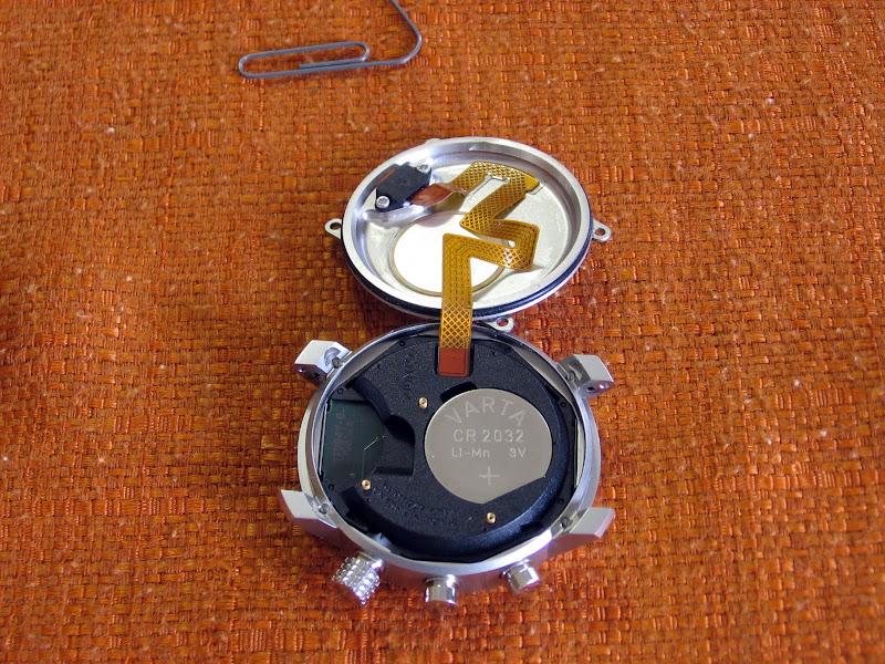 Elementum Terra - Battery Change Tutorial w/pics