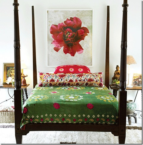 kathryn ireland bed