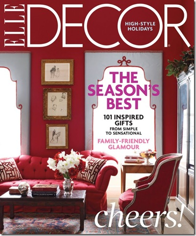 Elle Decor-Dec09 Cov_389AD9