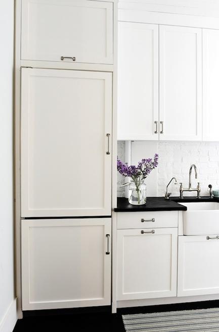Brooklyn Limestone Kitchen Cabinets