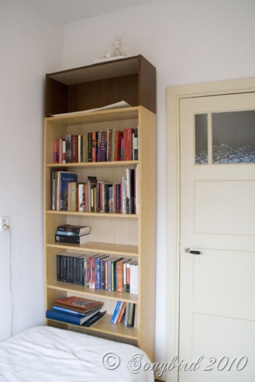 Billy Bookcase Before 2