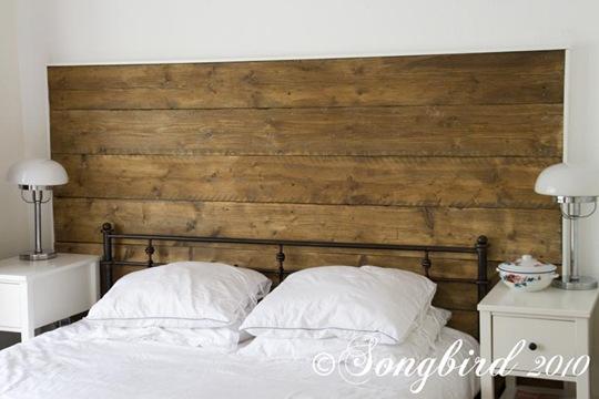 Repurposed Wood Headboard 1a
