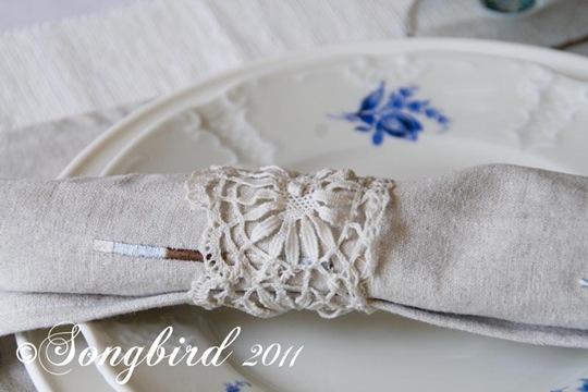 Crochet Napkin Rings 4