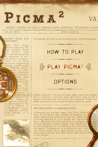 Picma Squared Free - screenshot