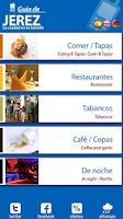 Screenshot of Guía de Jerez