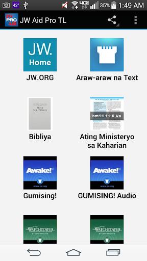 JW Aid Pro Tagalog