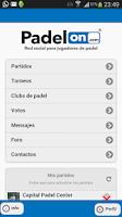 Screenshot of PADELON.COM PADEL