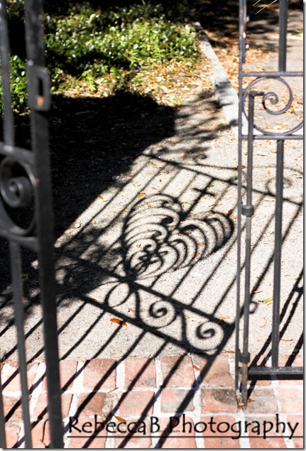 W gate shadow
