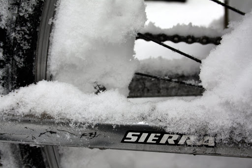 Śnieżny Rower