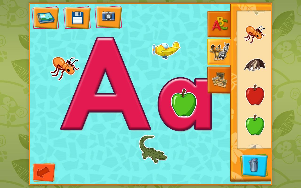 Madagascar: My ABCs - screenshot