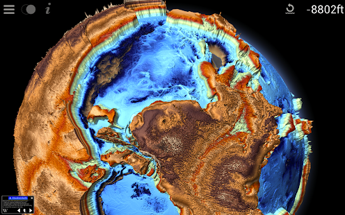 Elevation Earth Android Apps On Google Play - Globe elevation