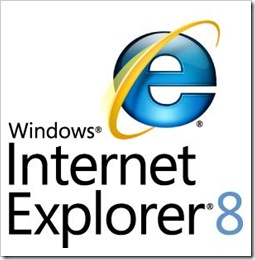 internet explorer 8 final logo