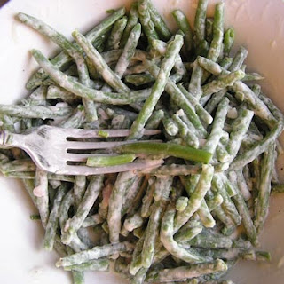 Green Bean Salad With Cream