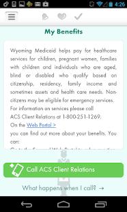 Due Date+ Wyoming Medicaid- screenshot thumbnail