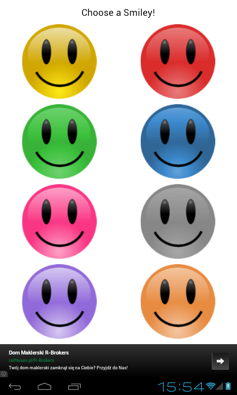 Smiley Battery Pro Widget - screenshot
