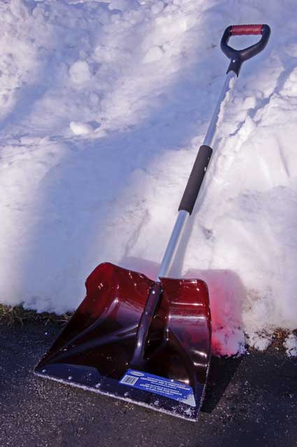 A Really Good Snow Shovel
