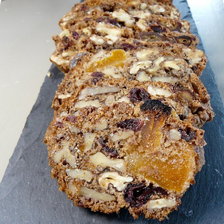Energy Snack Cake Recipe
