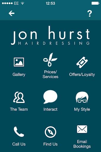 Jon Hurst Hairdressing