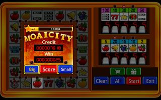 Screenshot of Fruit Slots