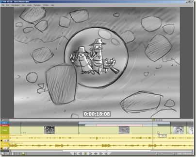 Game storyboard software