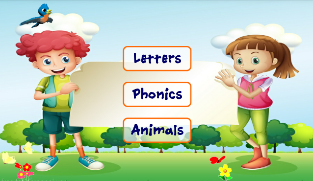 ABC Learning Games- screenshot