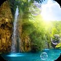 Waterfalls Live Wallpaper icon