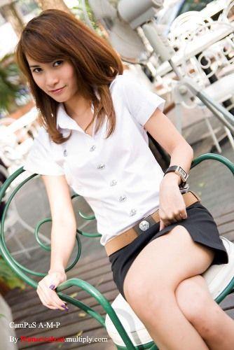 Thai sexy school girl