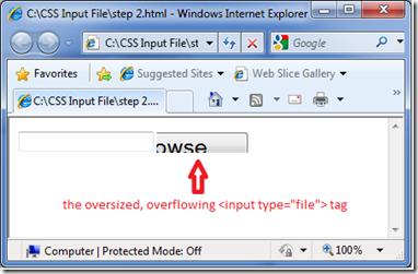 """Tiago Epifânio Tech Blog: CSS Style <input type=""""file""""> tags"""