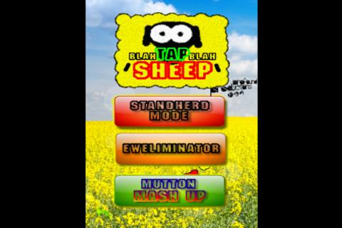 Blah Blah Tap Sheep