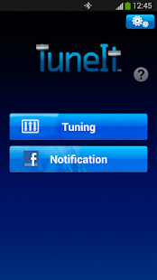 TuneIt - screenshot thumbnail