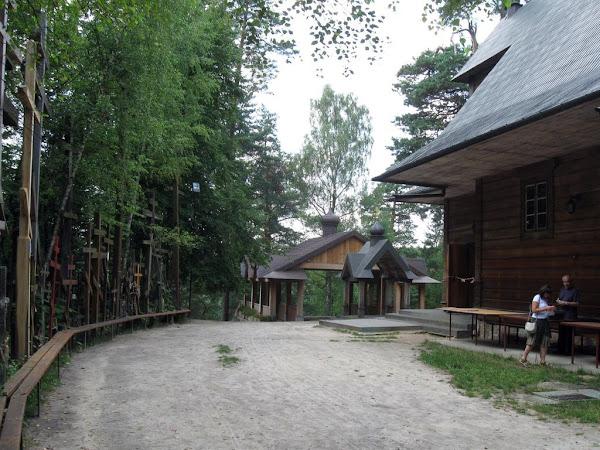 Góra Grabarka - cerkiew