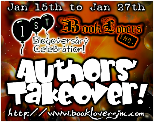 Book Lovers INC Blogoversary