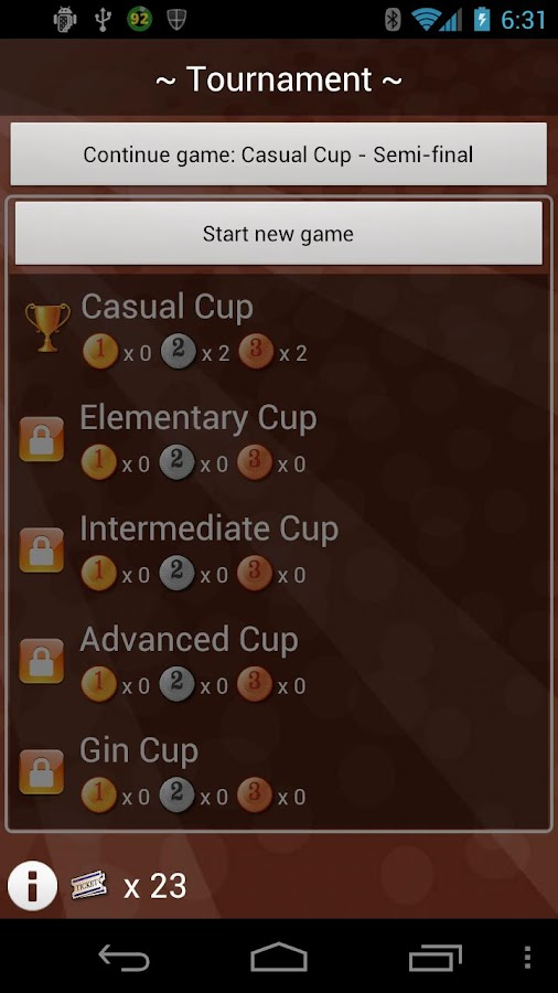 Gin Rummy - Net Gin Free- screenshot