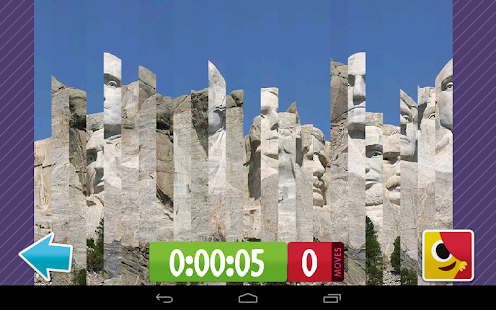 Places Puzzle: Sliding Slices- screenshot thumbnail