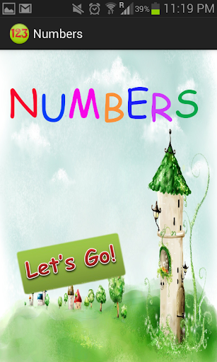 Learn Counting Numbers