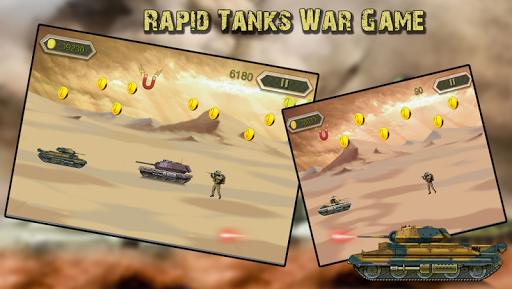 快速的坦克戰爭遊戲 玩模擬App免費 玩APPs