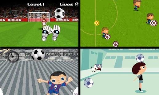 descargar juegos de futbol gratis apk para android