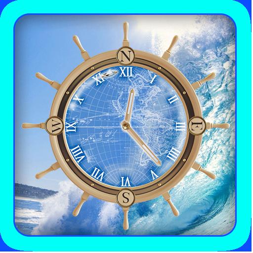 Ocean Waves HD Live Wallpapers 個人化 App LOGO-APP試玩