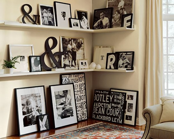 pottery_barn_black_and_white_frame_wood_gallery_single_opening_frames