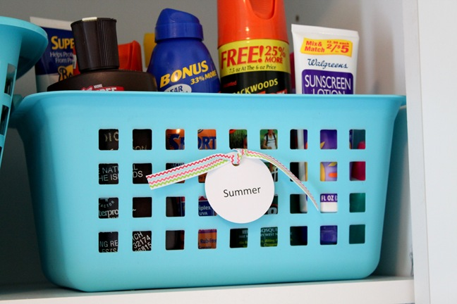 可爱的洗衣篮