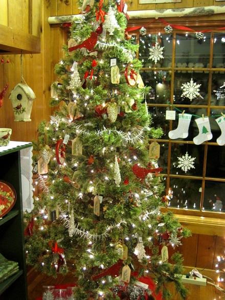 山寨圣诞树
