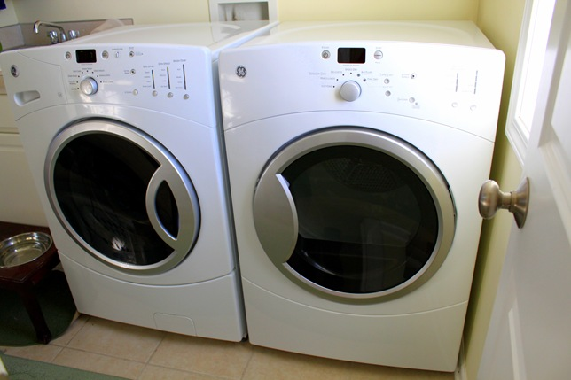 ge washer dryer