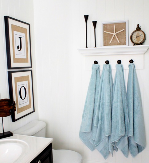 bathroom towel hook ideas sas day and a tutorial just a 16134