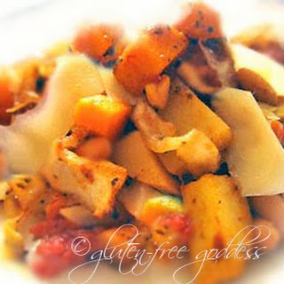 Roasted Winter Vegetable Ragout Recipe with Parmesan