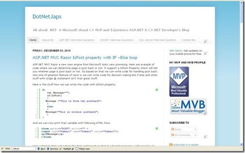 MyBlog new blogger template