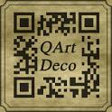 QArt Deco(QR code generator) icon