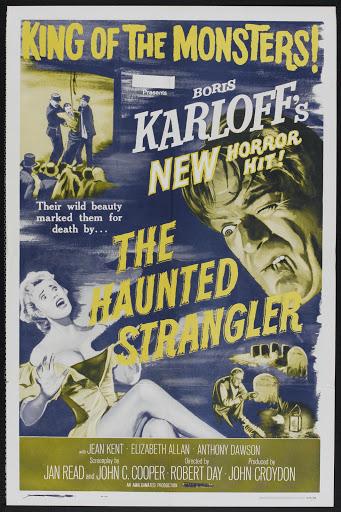 Grip of the Strangler aka The Haunted Strangler movie