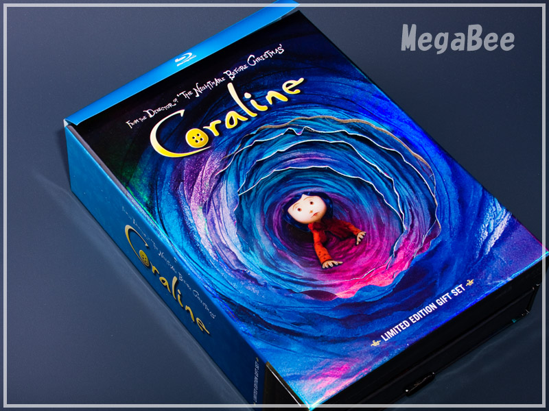 Megabee S Dvd Hd Dvd And Blu Ray Photos Coraline