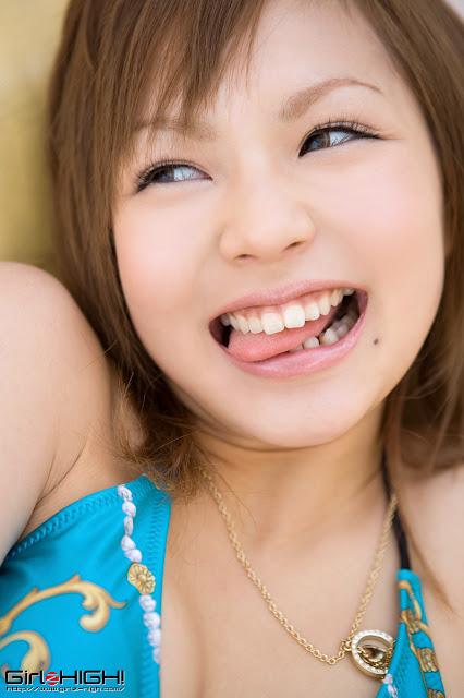 Japanese Asian Girl Pictures Japan Idol Runa Hamakawa -2276