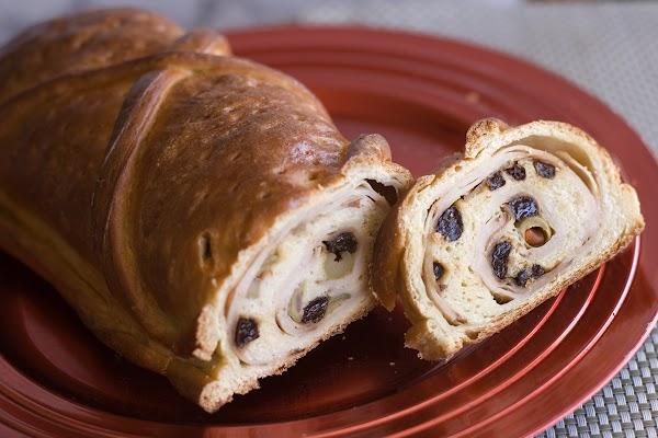 Navidad sin remordimiento: Pan de Jamón con pechuga de pavo ahumada